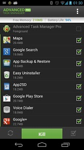 Advanced Task Manager Pro Android App | Full Version Pro Free Download