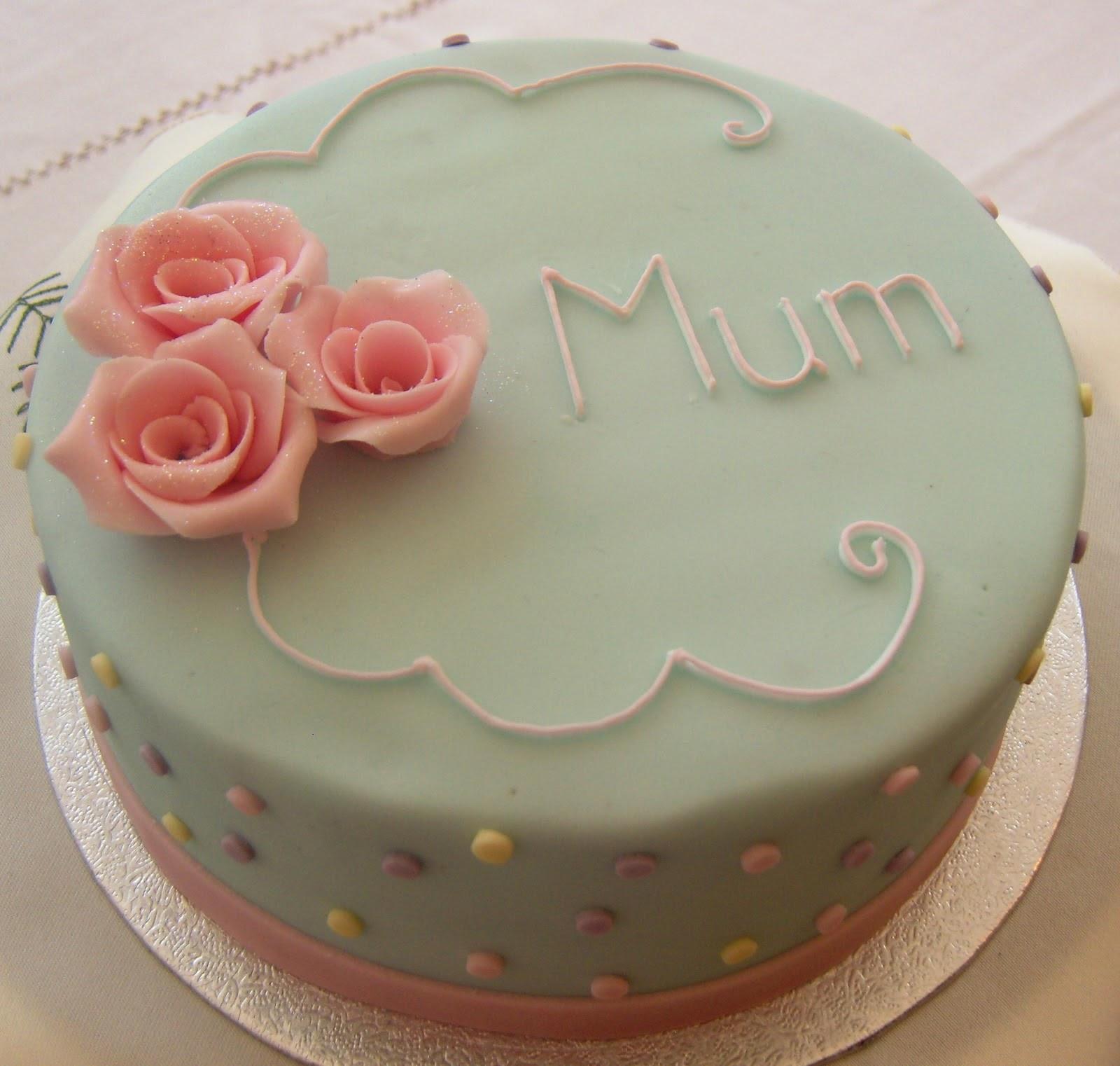 Pasteles, Regalo Dia de la Madre