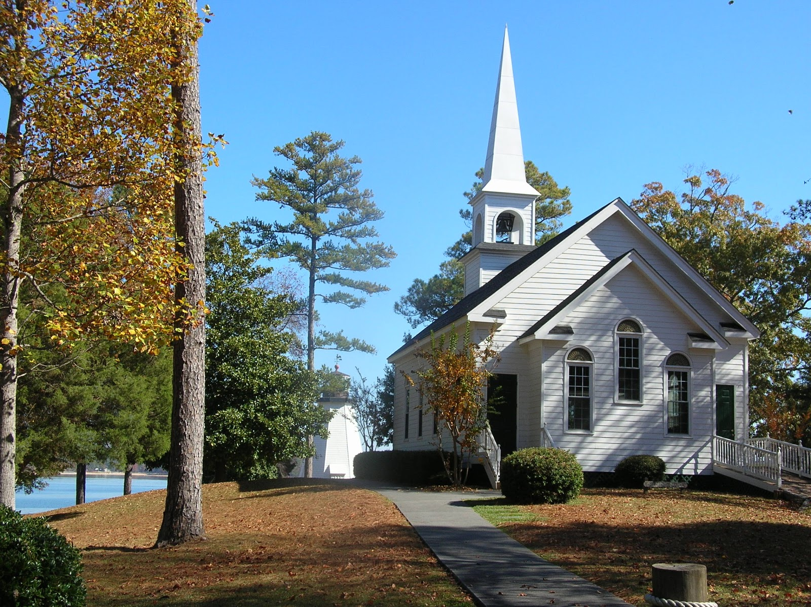 Southern Comfort: PIC OF THE WEEK - CHILDREN'S HARBOR CHAPEL