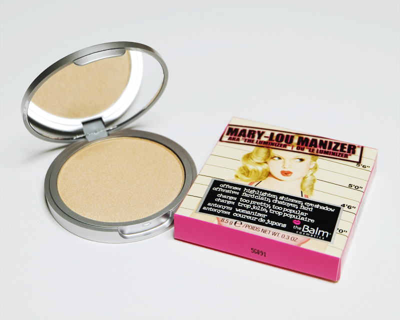 The Balm Mary-Lou Manizer Review from Hey Bash