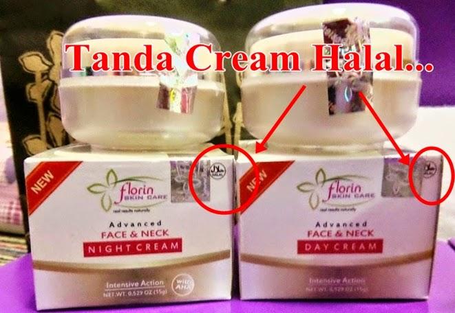 Cream Florin Halal
