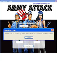 Army Attack Gold Hack