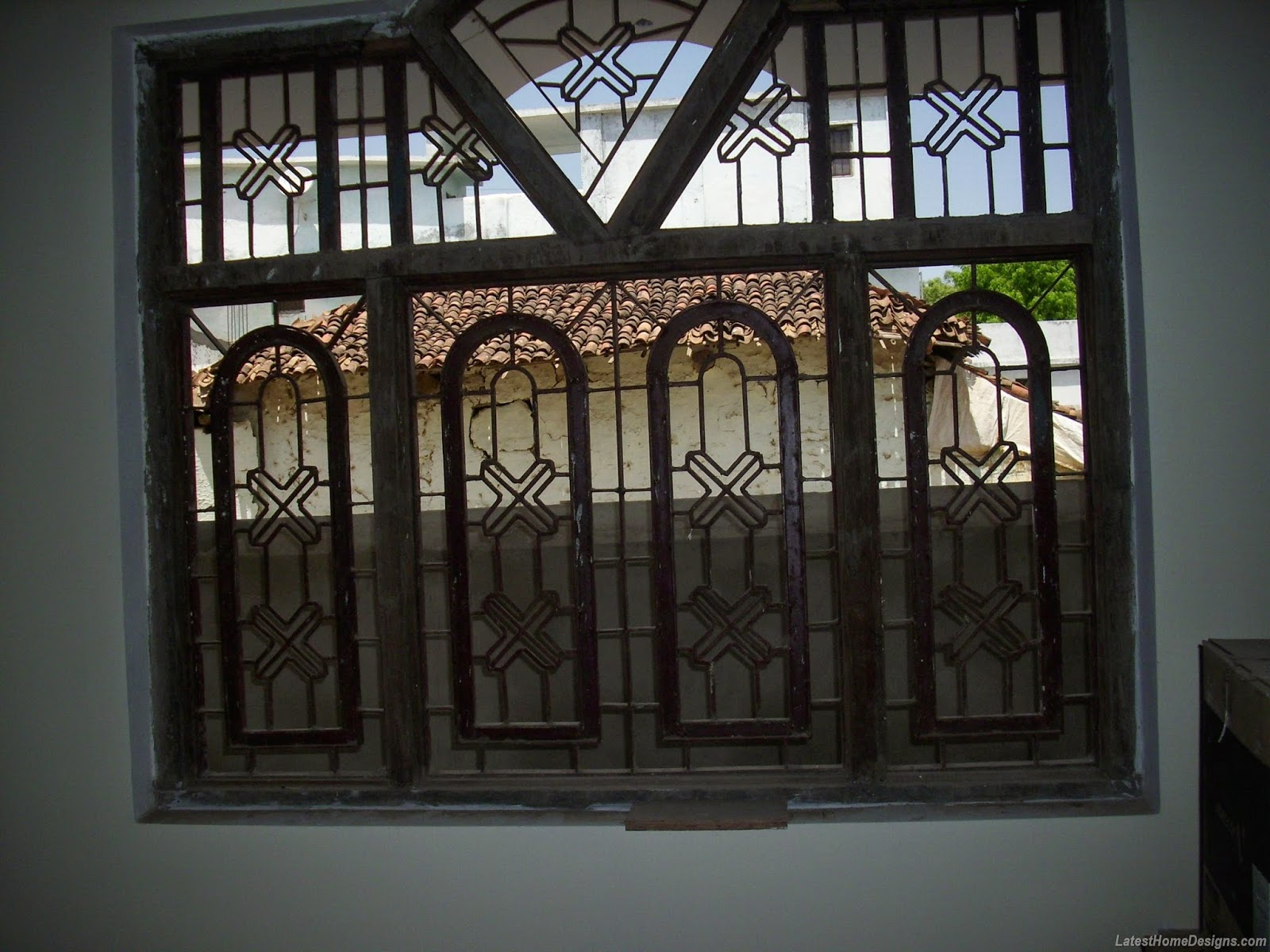 Window Grill Designs For Homes Window Grills Design Wood Window Well