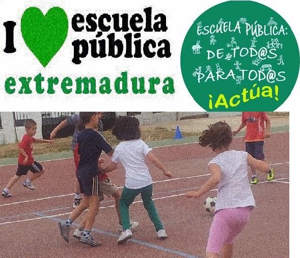 ESCUELA PÚBLICA, MIXTA Y LAICA PARA TOD@S