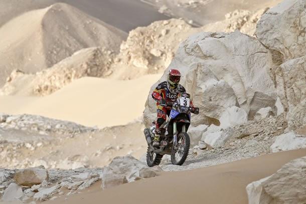 Bolivia - Chavo Salvatierra - Dakar Por Bolivia