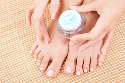 Foot Sunscreen