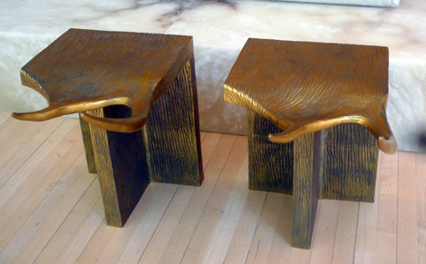 seriously ruined rick owens fashion furniture. Black Bedroom Furniture Sets. Home Design Ideas
