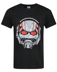 Fun Gift Ideas for the Ant-Man Fanatic: Clothing Black T-shirt Apparel