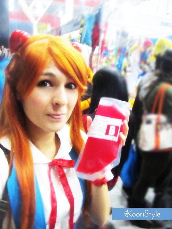 Koori KooriStyle KooriCosplay Cosplay Anime Evangelion Asuka
