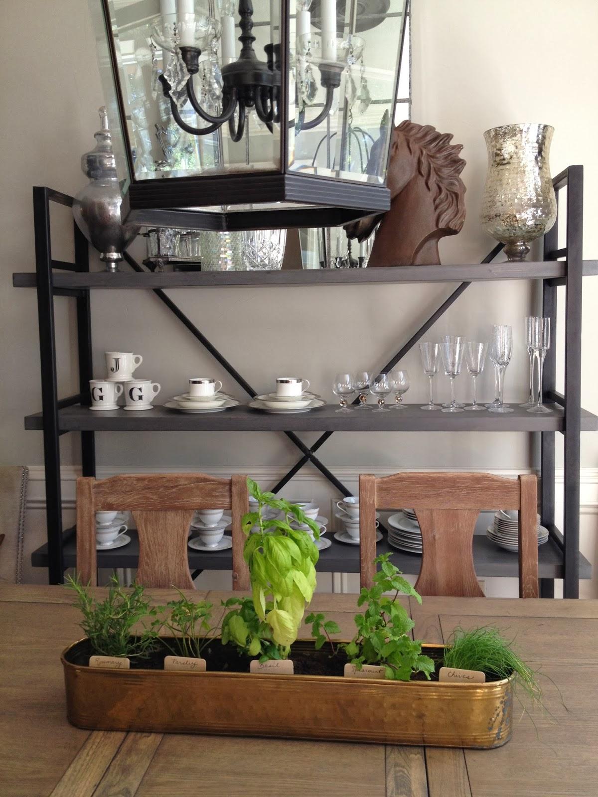 Diy Indoor Herb Garden the happy homebodies: diy indoor herb garden