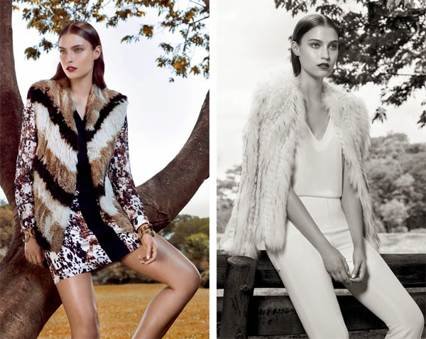 Spezzato outono inverno 2015 catálogo moda feminina