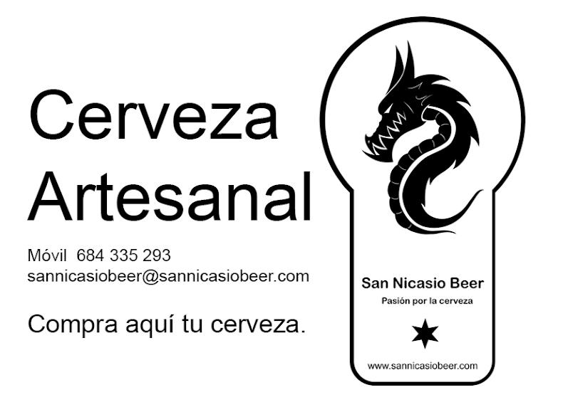 HACEMOS NUESTRA PROPIA CERVEZA ARTESANA