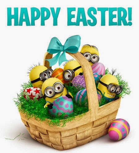 For the love of food despicable me minion easter eggs how to easter brunch today at the warrior community center on post negle Choice Image