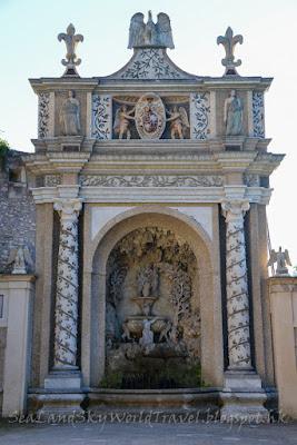 Villa d'Este, tivoli, 蒂沃利千泉宮