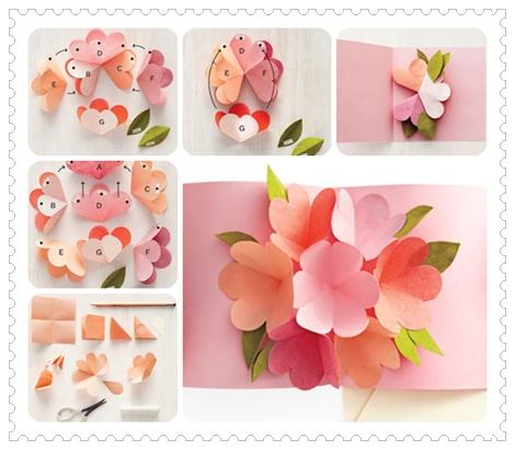 Abril 2013 como hacer manualidades y decoraciones f cil - Decoracion para el dia de la madre ...