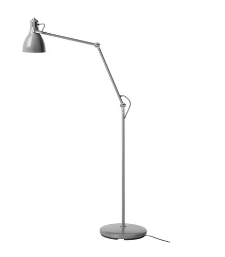Ikea Utrusta Scharnier Einbauen ~   The  Gold  To Your Household My (Budget Friendly) Floor Lamp P