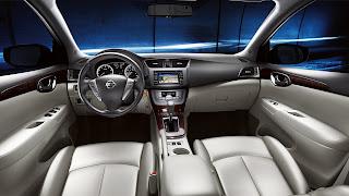 2013 Nissan Sentra SL Interior | Guelph Nissan