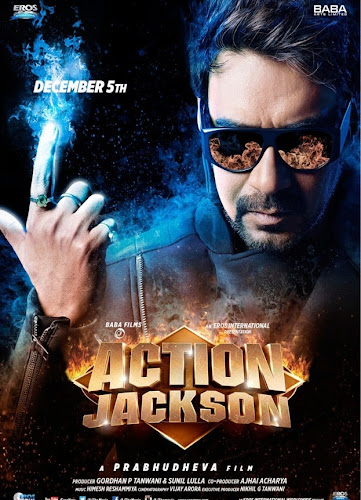 Action Jackson (2014) Movie Poster No. 1