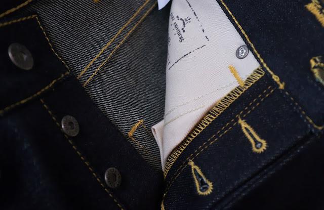 Pike Brothers 19 oz 1948 Roamer Pants