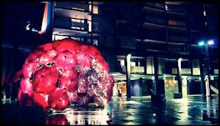 payung-cahaya-berbentuk-igloo