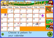 Let's make a calendar!
