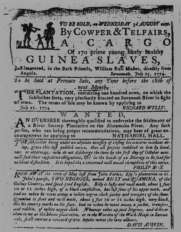 How Did Slavery Shape the Colonies