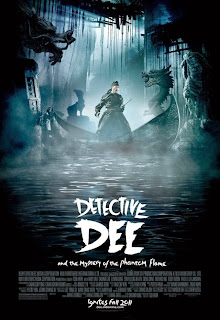 Watch Detective Dee: Mystery of the Phantom Flame (Di Renjie: Tong tian di guo) (2010) movie free online
