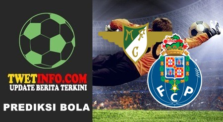 Prediksi Moreirense vs FC Porto, Portugal 26-09-2015