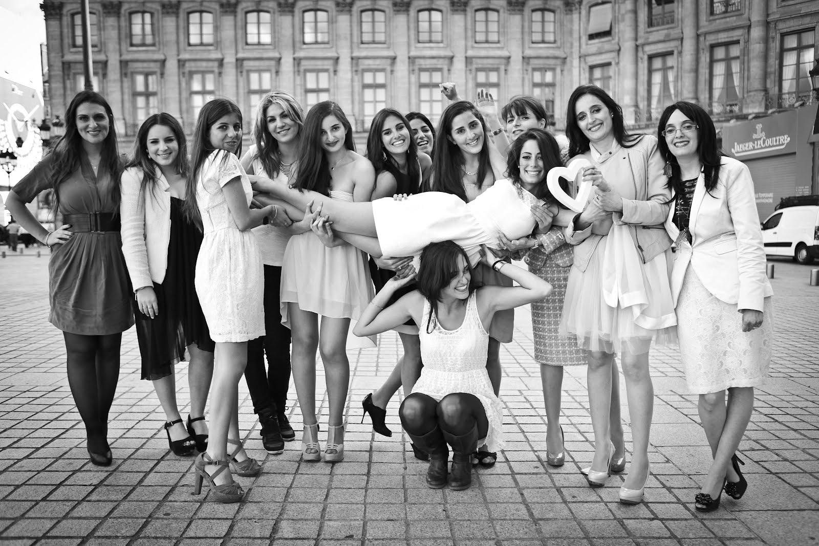 Bien connu Wedding Privé : Idée Enterrement de Vie de Jeune fille:J'ai testé  ZS79
