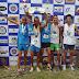 Atletas de Serrolândia participaram da corrida - Boró chega em 1º lugar
