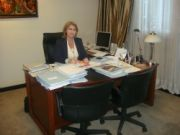 Staff Previsional en el Casal Argentino