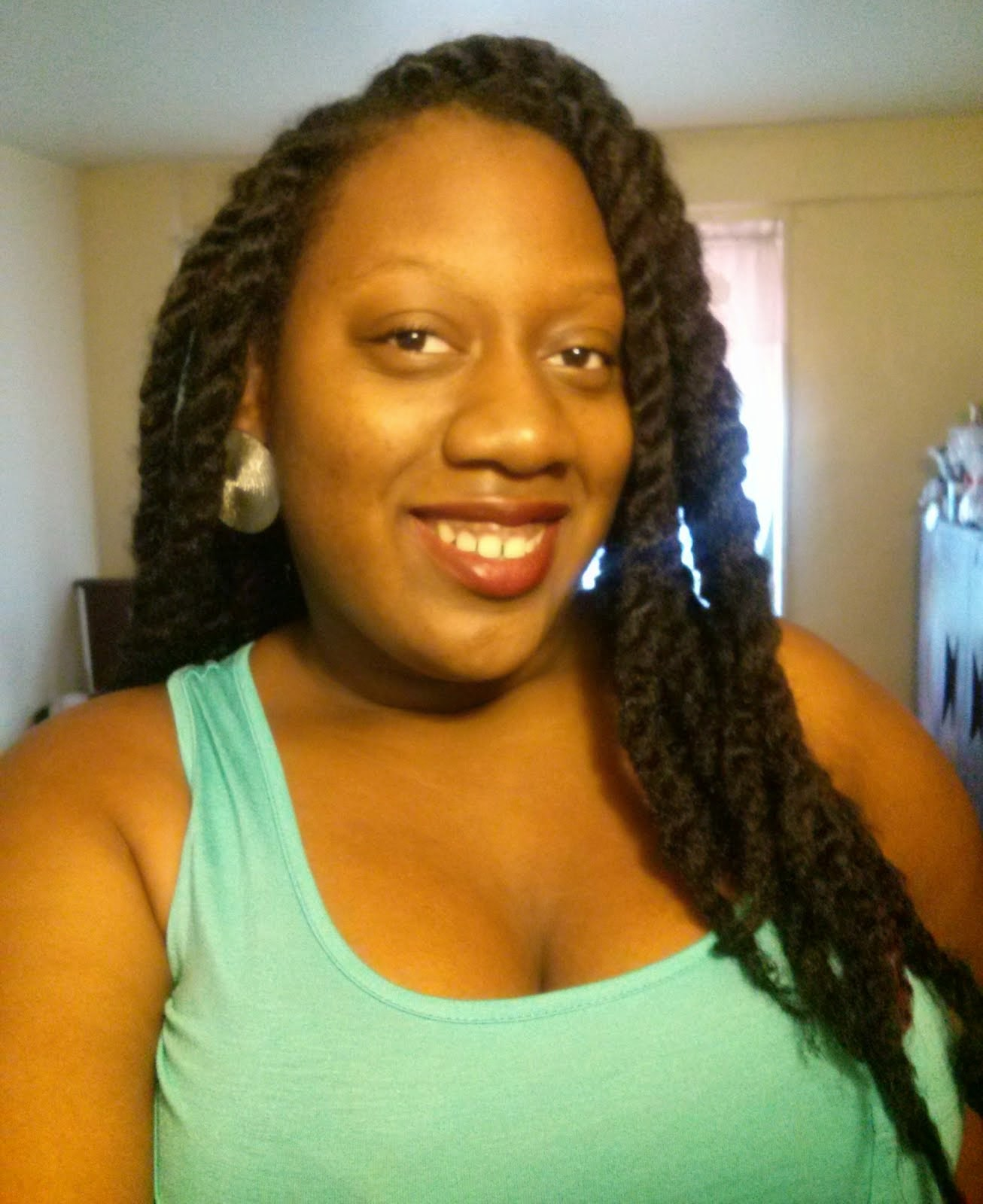 Sincerely, Shatera: Crochet Braids Pt. 6: Straight Hair