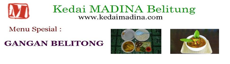 Kedai MADINA Belitung