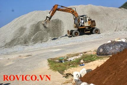 Xây dựng cơ sở hạ tầng năm 2014 ở Lý Sơn