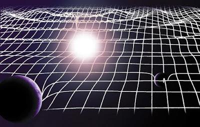 Deformación espacio-tiempo