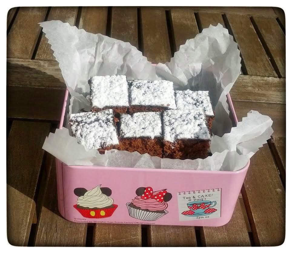 Petits carrés moelleux Chocolat Carambar