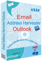 Download Email address Harvester Outlook