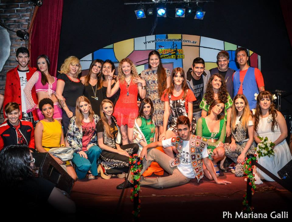 Desfile Indica boutique Beatleweek