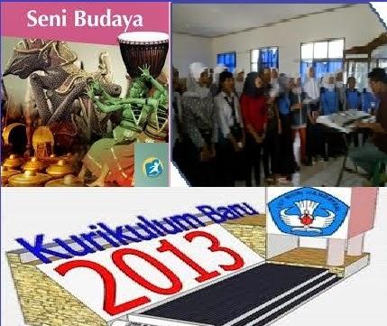 Js Aries Blog Perangkat Pembelajaran Seni Budaya Smp Mts Kurikulum 2013
