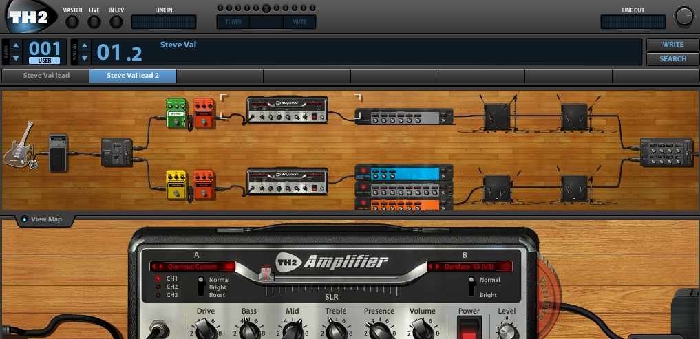 synyster gates guitar rig 5 preset download