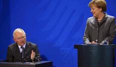Merkel descarta una condonación de la deuda de Grecia.
