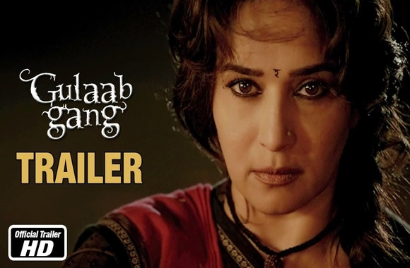 Gulaab Gang - Official Trailer Watch Online