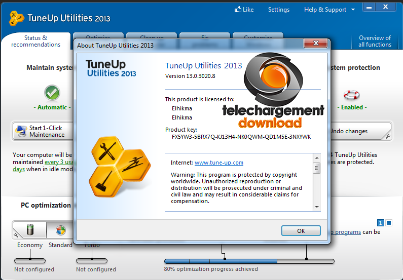 download tuneup 2013
