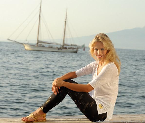 Moda 2013. Marcela Koury Select verano 2013.