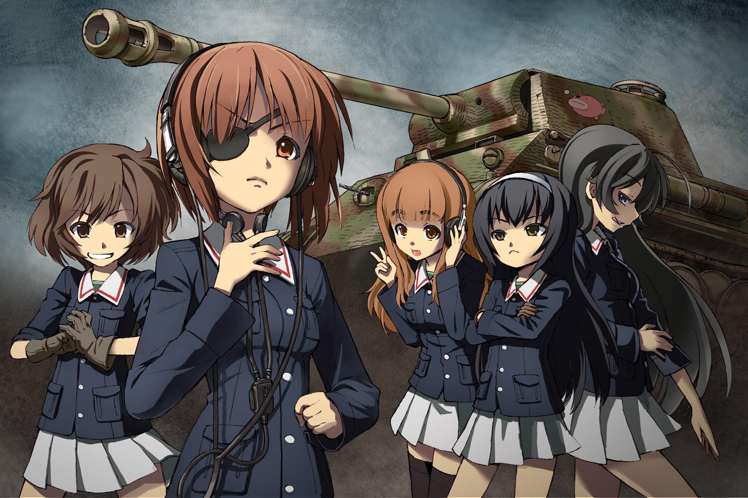 Các nữ chiến binh trường trung học - Image 1