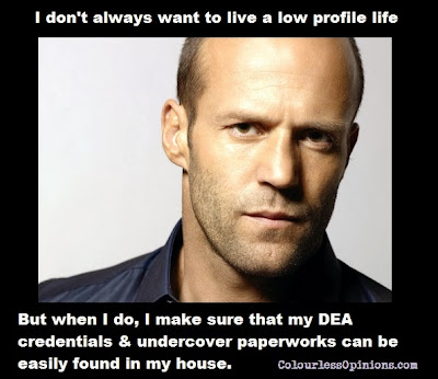 Jason Statham Homefront meme