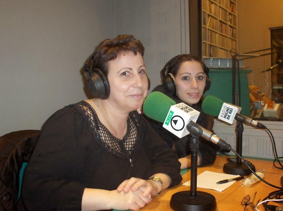 """Entrevista en """"Moments amb Tessa de Radio Molins de Rei"""""""