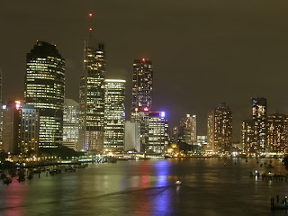 Brisbane Night HD Wallpaper