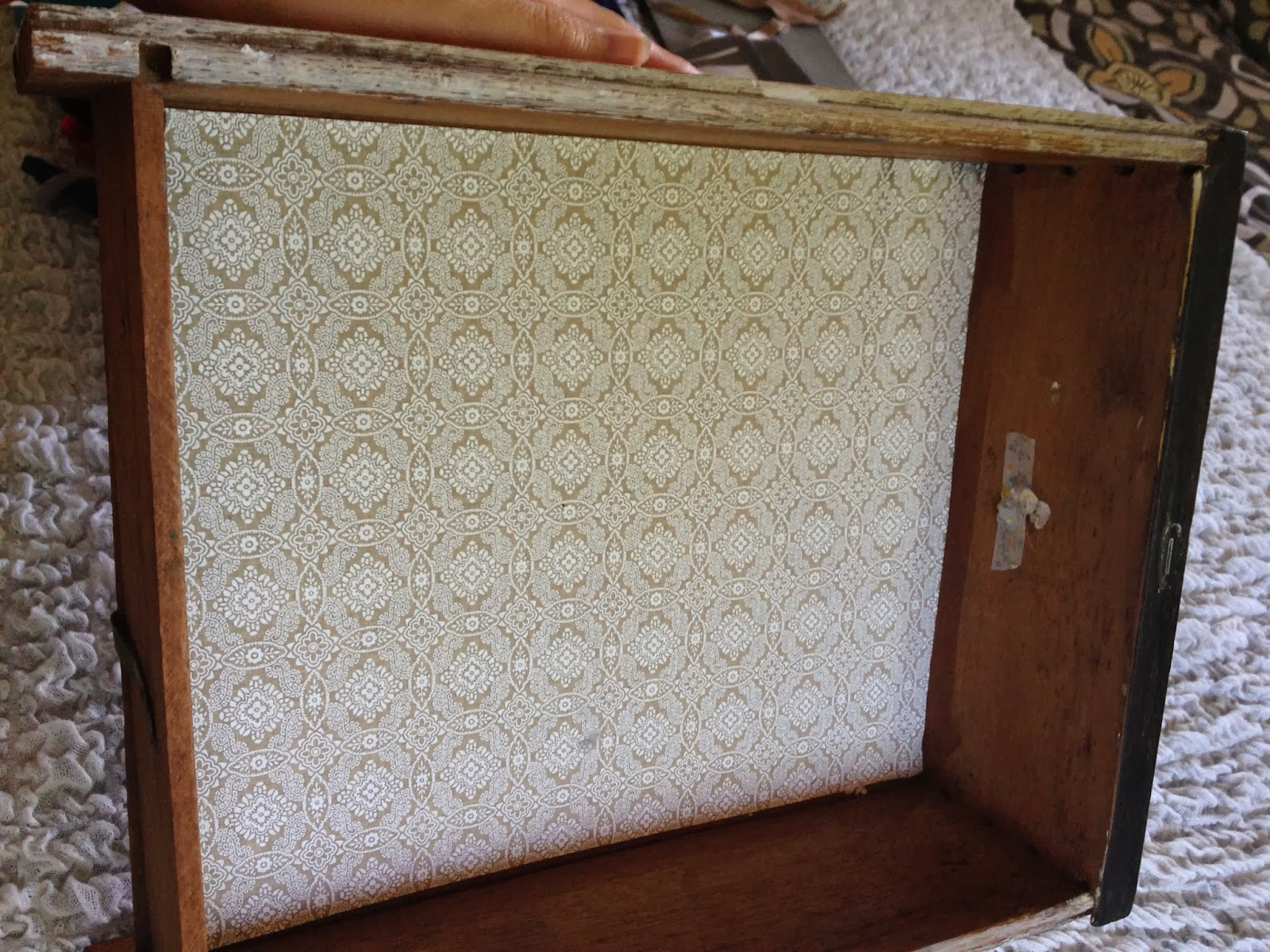 lace lined drawers fabric