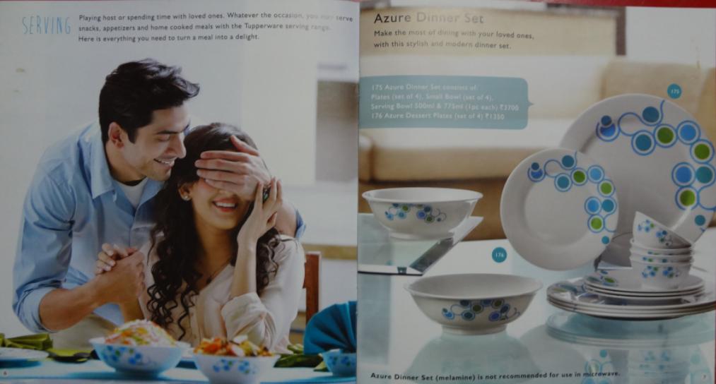 Tupperware Catalog 2014